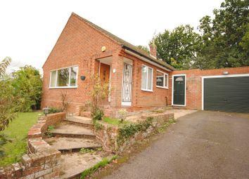 Thumbnail 3 bed bungalow to rent in Highclere, Sunninghill, Ascot