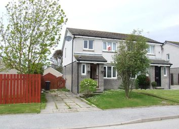 Thumbnail 2 bed semi-detached house to rent in Oak Drive, Portlethen, Aberdeen