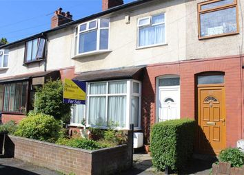 Thumbnail 3 bedroom terraced house for sale in Fairfield Drive, Ashton-On-Ribble, Preston
