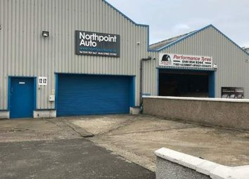 Thumbnail Light industrial to let in 242 Netherton Road, Glasgow