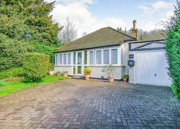 Thumbnail 3 bed bungalow for sale in Godstone Road, Whyteleafe, Surrey