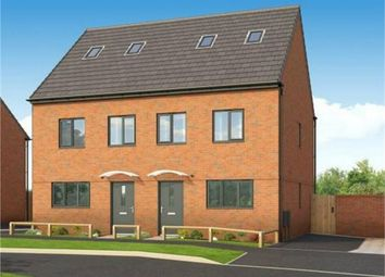 Thumbnail 4 bed semi-detached house for sale in Manor Drive, Peterborough, Cambridgeshire