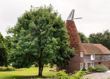 Thumbnail 4 bed detached house for sale in The Oast House, Tunbridge Wells, Kent