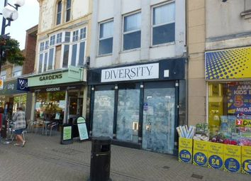 Thumbnail Retail premises to let in The Sovereign Centre, High Street, Weston-Super-Mare