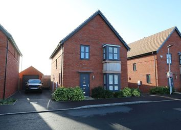 Thumbnail 4 bed detached house for sale in Denman Avenue, Cheltenham, Gloucestershire