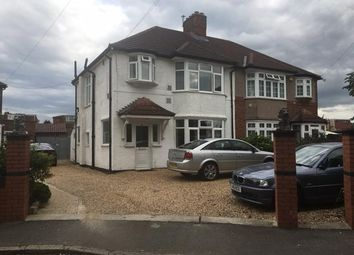 Thumbnail 3 bed semi-detached house to rent in Shelly Crescent, Hounslow