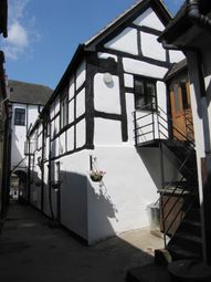 Thumbnail 1 bedroom flat to rent in Flat 1, 3 High Street, Ledbury, Herefordshire