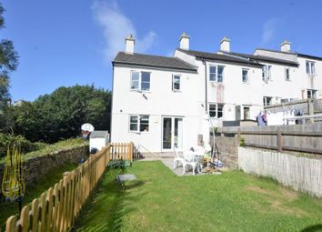 Thumbnail 3 bed end terrace house for sale in Honeysuckle Close, Pillmere, Saltash, Cornwall