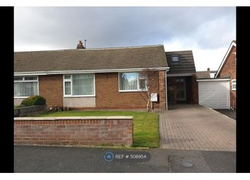 Thumbnail 2 bedroom bungalow to rent in Kenilworth, Great Lumley, Chester Le Street