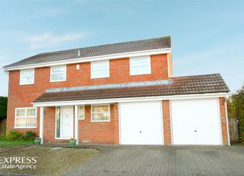 Thumbnail 4 bed detached house for sale in Saxons Acre, Warminster, Wiltshire