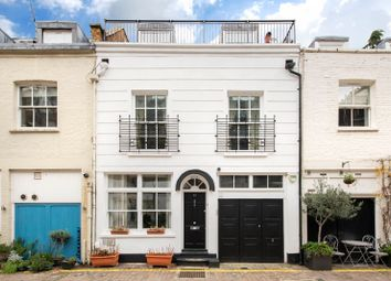 Thumbnail 3 bed mews house to rent in Queens Gate Mews, London