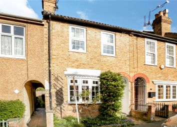 Thumbnail 3 bed terraced house for sale in Greatness Road, Sevenoaks, Kent