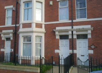 Thumbnail 1 bed flat to rent in Wingrove Road, Newcastle Upon Tyne
