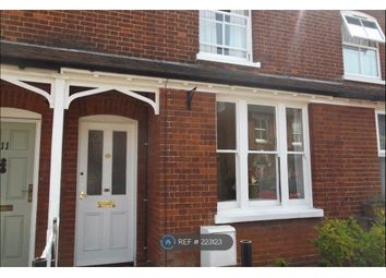 Thumbnail 3 bedroom terraced house to rent in Kimberley Street, Wymondham