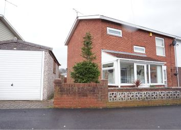 Thumbnail 3 bed semi-detached house for sale in Hazlebarrow Crescent, Sheffield