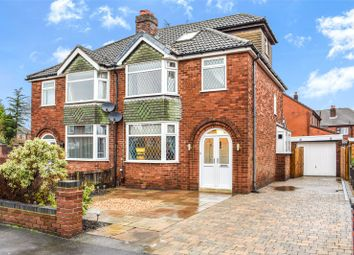 Thumbnail 4 bed semi-detached house for sale in Whitefield Road, Penwortham, Preston