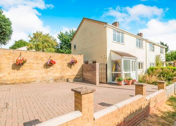 Thumbnail 4 bed semi-detached house for sale in Shackledell, Stevenage, Hertfordshire