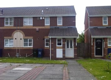Thumbnail 1 bedroom flat to rent in High Meadows, Newcastle Upon Tyne
