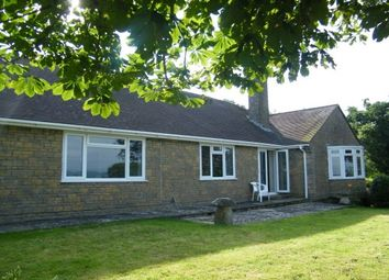 Thumbnail 4 bed detached bungalow to rent in Cucklington, Wincanton