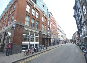 Thumbnail 1 bed flat to rent in Old Nichol Street, London