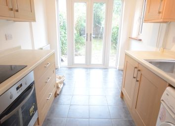 Thumbnail 2 bed terraced house to rent in Swainstone Road, Reading