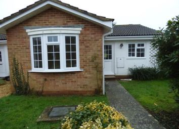 Thumbnail 2 bed bungalow to rent in Silverdale, Barton On Sea, New Milton