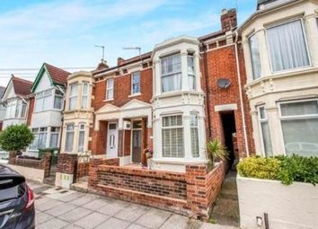 Thumbnail 3 bed flat to rent in Oriel Road, Portsmouth