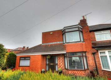 Thumbnail 4 bed semi-detached house for sale in Westholme Gardens, Condercum Park, Newcastle Upon Tyne