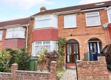 Thumbnail 3 bed terraced house for sale in Leigh Road, Fareham