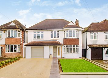 Thumbnail 5 bed property for sale in Orchard Avenue, Thames Ditton