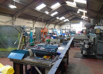 Thumbnail Industrial for sale in Stockpit Road, Liverpool