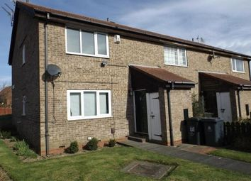 Thumbnail 1 bed flat to rent in Chelford Close, Wallsend