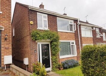 Thumbnail 3 bed end terrace house for sale in Watts Lane, Hillmorton, Rugby