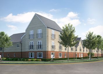 Thumbnail 1 bed flat for sale in Off Essex Regiment Way, Chelmsford, Essex