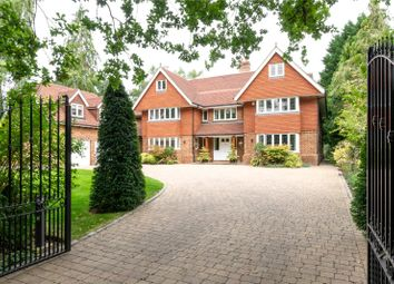 Sunning Avenue, Sunningdale, Ascot, Berkshire SL5. 7 bed detached house