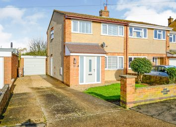 Thumbnail 3 bed semi-detached house for sale in Martins Lane, Hardingstone, Northampton