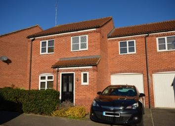 Thumbnail 3 bedroom detached house to rent in Siskin Close, Corby
