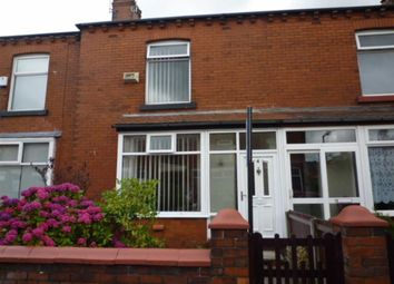 Thumbnail 2 bedroom terraced house for sale in Cromer Avenue, Tonge Park, Bolton