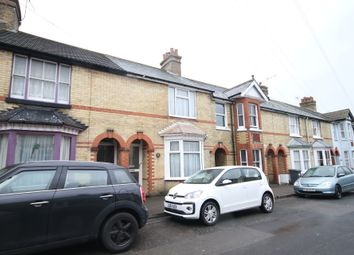 Thumbnail 3 bedroom terraced house to rent in Guildford Road, Canterbury, Kent
