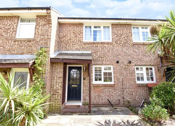 Thumbnail 2 bed terraced house for sale in St. Hughes Close, London