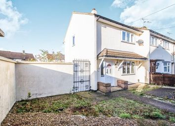 Thumbnail 2 bed end terrace house for sale in Sturdee Road, Leicester