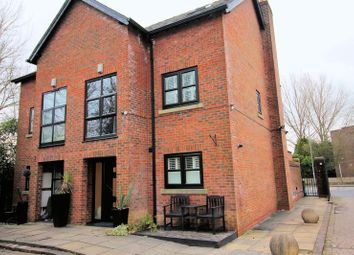 Thumbnail 4 bed semi-detached house for sale in Hollins Square, Unsworth, Bury