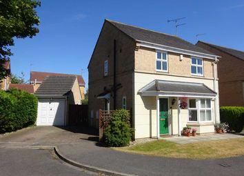 Thumbnail 3 bed detached house for sale in Marten Close, Clifton, York