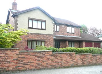 Thumbnail 4 bed detached house for sale in Mainsforth Road, Ferryhill, County Durham