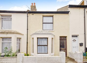 Thumbnail 2 bed terraced house for sale in Jesmond Street, Folkestone