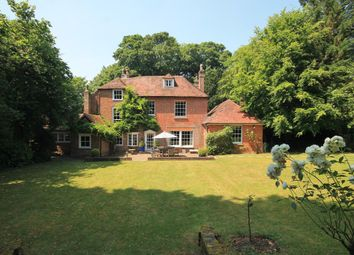 Thumbnail 5 bedroom detached house for sale in Free Street, Bishops Waltham, Southampton