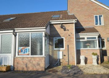 Thumbnail 2 bedroom terraced house for sale in Darters Close, Lydney