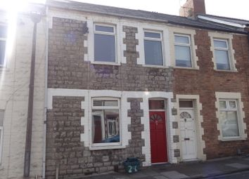Thumbnail 2 bed terraced house for sale in Lee Road, Barry