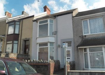 Thumbnail 3 bedroom property to rent in Jersey Terrace, Port Tennant, Swansea
