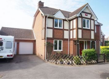 Thumbnail 5 bed detached house for sale in Merrywood Grove, Broomfield, Herne Bay